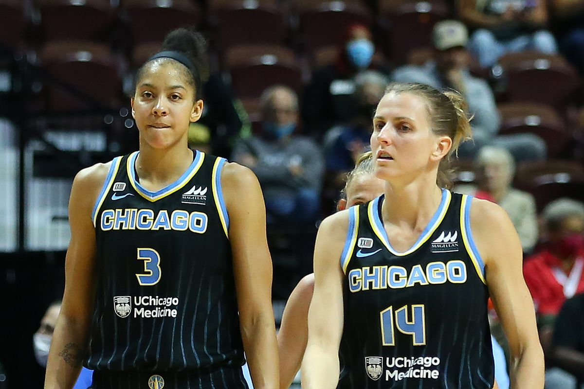 WNBA: SEP 28 Semifinals - Chicago Sky at Connecticut Sun
