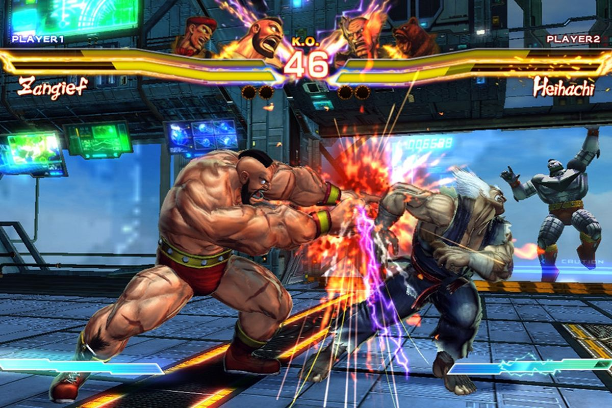street fighter x tekken ps vita dlc issues being fixed by sony polygon