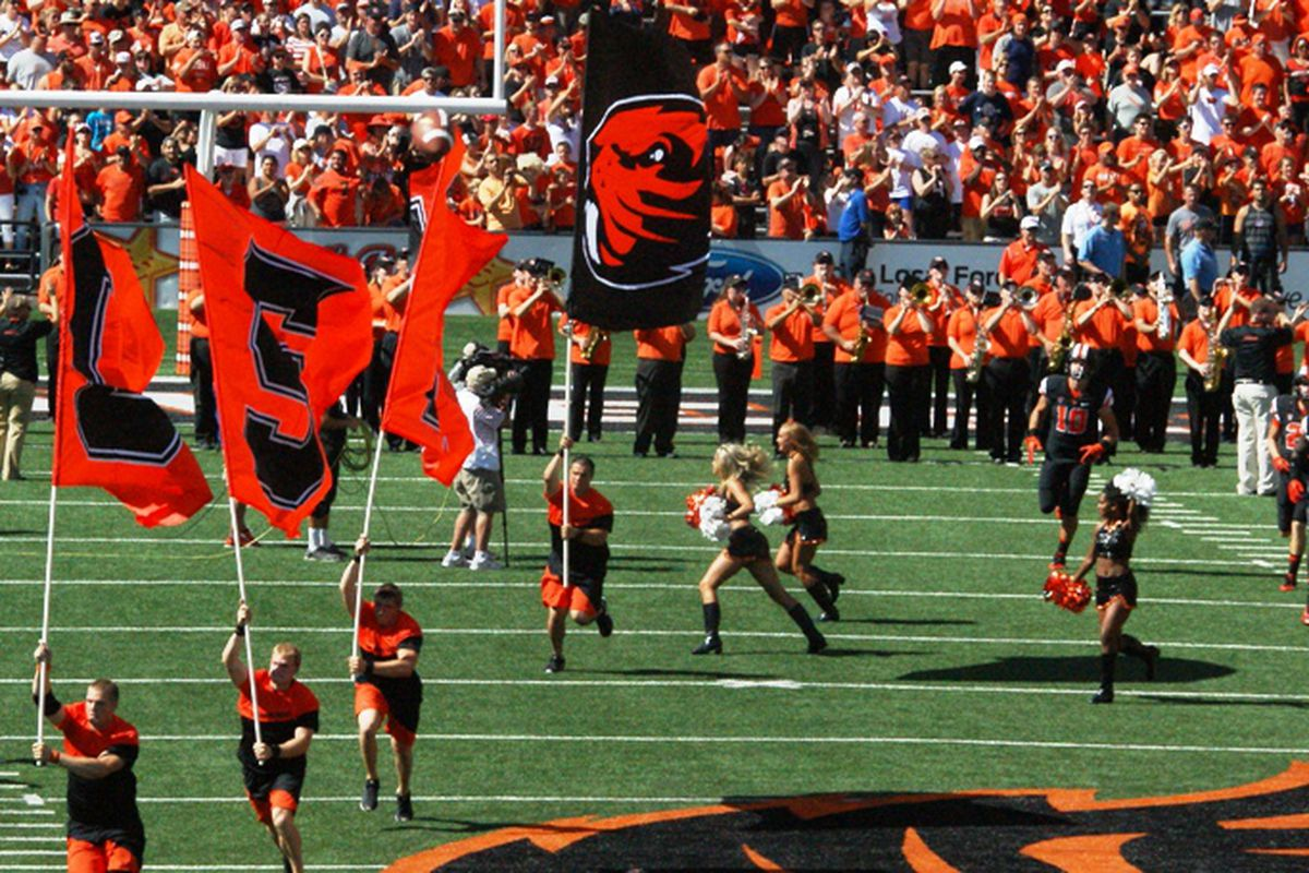 Can Oregon St. burst onto the scene successfully in the new era of Beaver football? It's been done before.