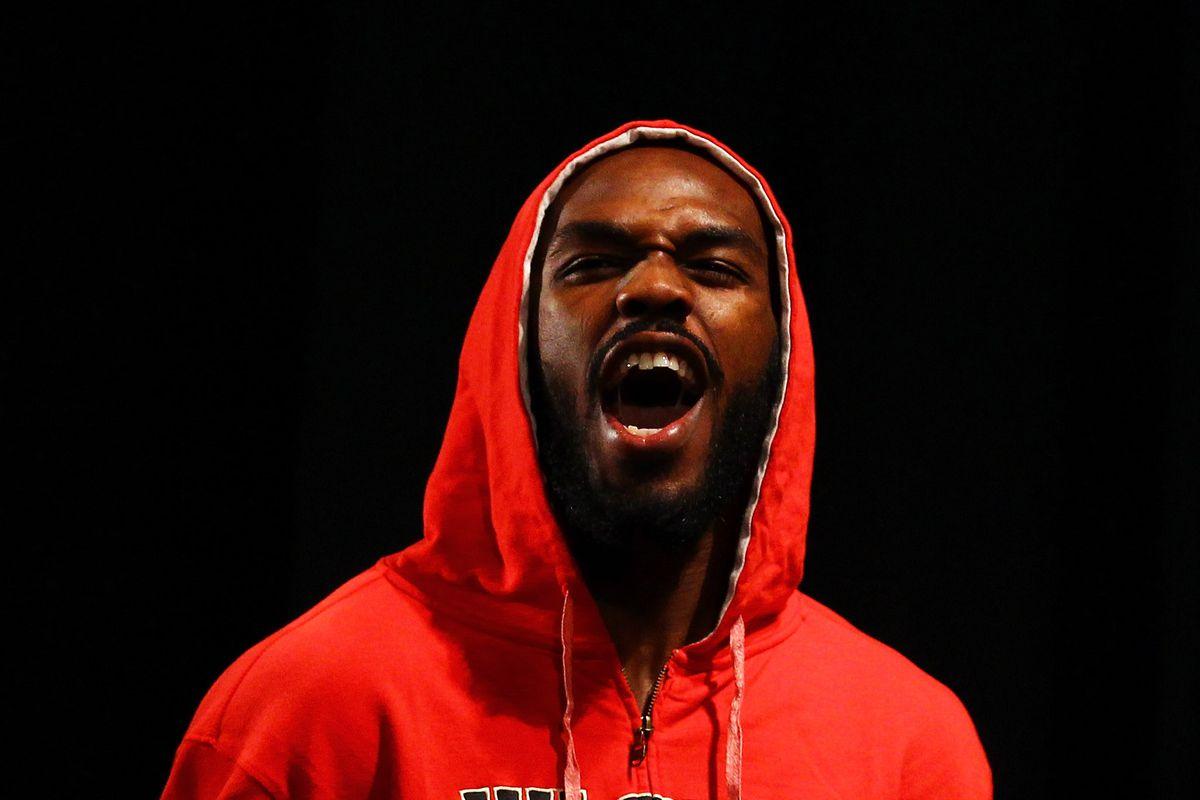 UFC 145: Jones v Evans - Weigh In