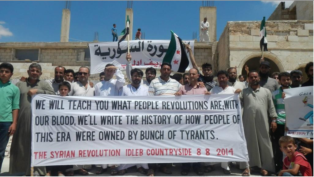 kafranbel tyrants