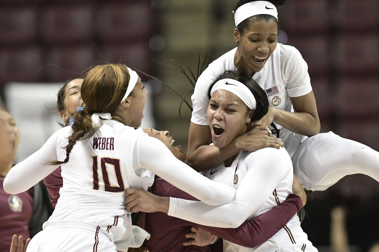 COLLEGE BASKETBALL: MAR 01 Women's Notre Dame at Florida State