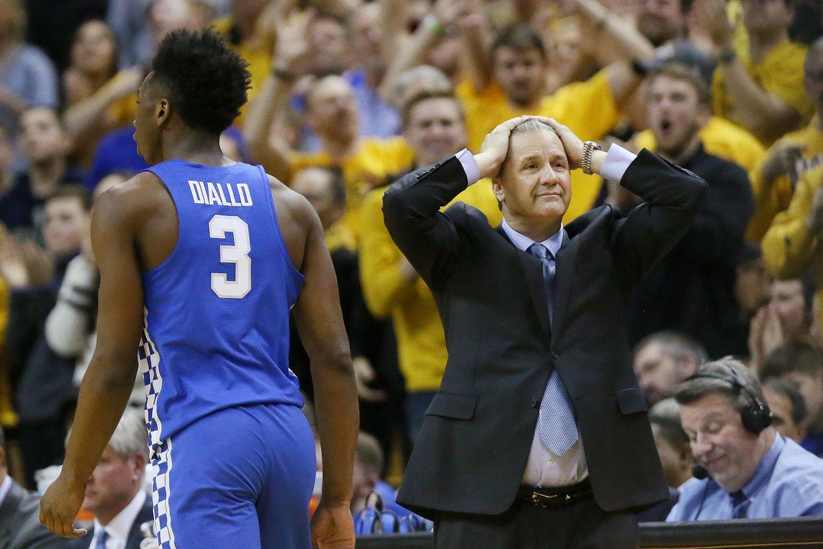 John Clay: How an October development has affected this Kentucky basketball season