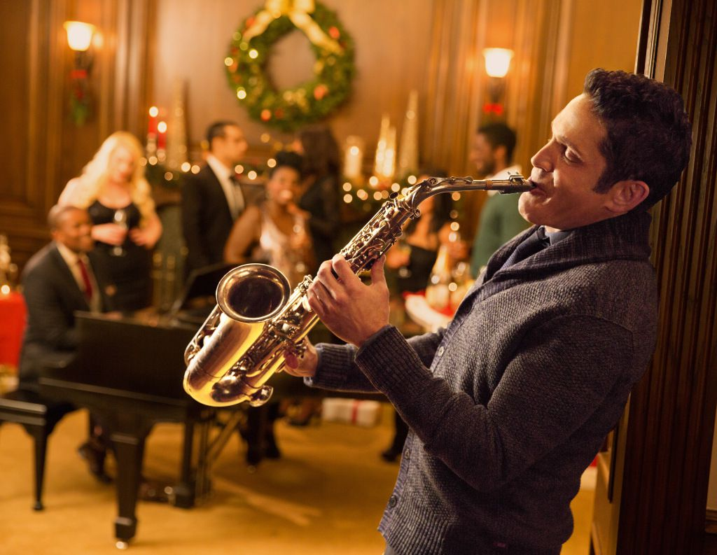 Dave Koz brings his Christmas tour to the Chicago Theatre on Dec. 11.   PHOTO BY BRIAN SHEFFIELD