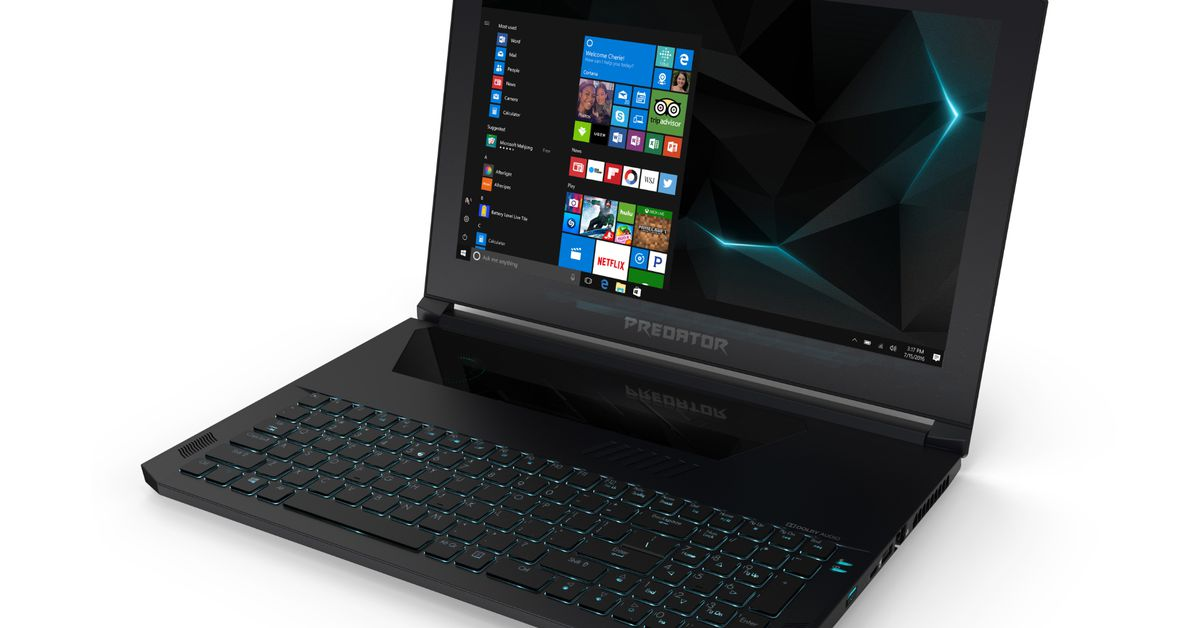 Acer's Predator Triton 700 gaming laptop for $999 is a steal