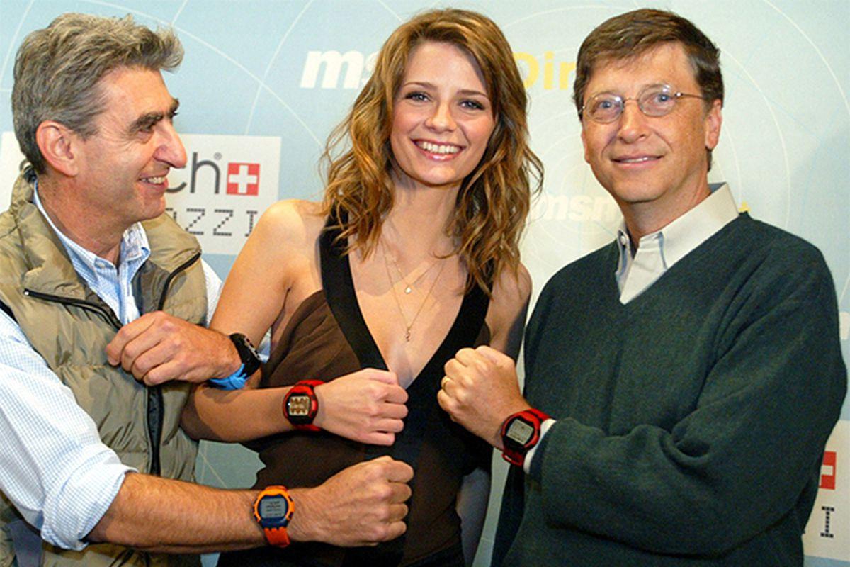 Microsoft SPOT watch