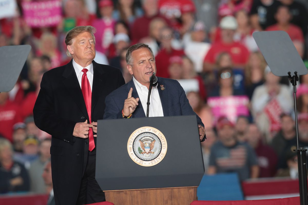Mike Bost, 2020 Republican primary election candidate, 12th Congressional district