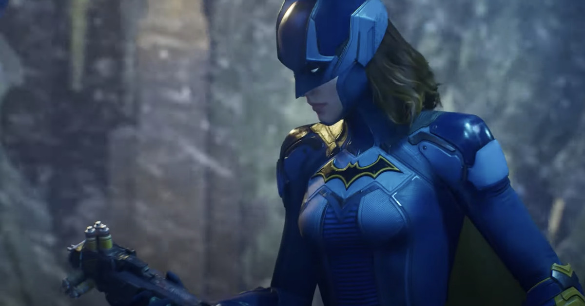 Watch nearly eight minutes of Gotham Knights first gameplay footage thumbnail