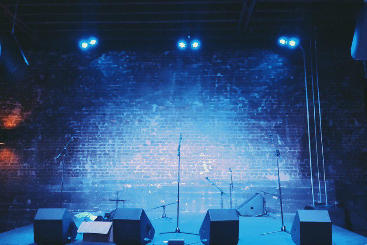 The Hi Hat stage, Highland Park