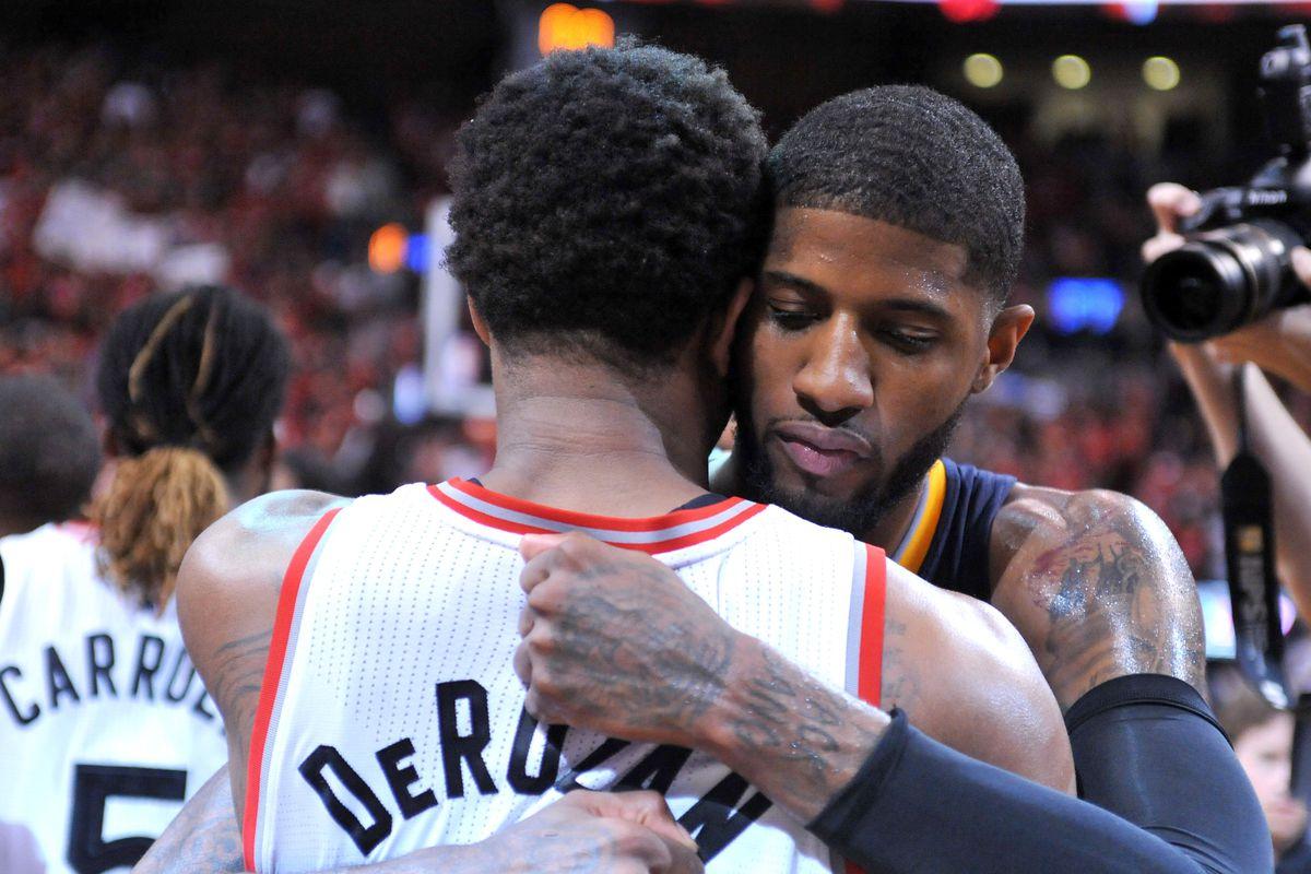 NBA: Playoffs-Indiana Pacers at Toronto Raptors
