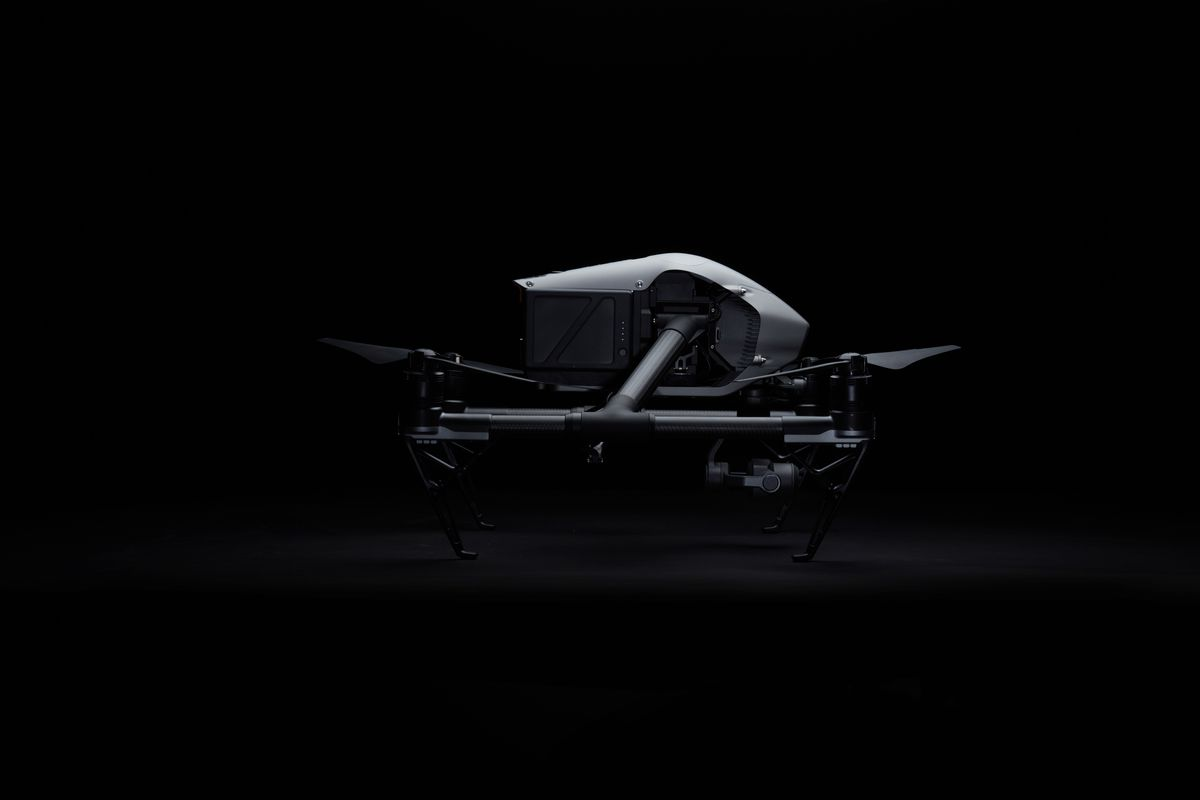 DJI Has A Chokehold On The Consumer Drone Market And Its Leveraging That Dominance To Try Establish Itself As Clear Leader For Commercial Drones