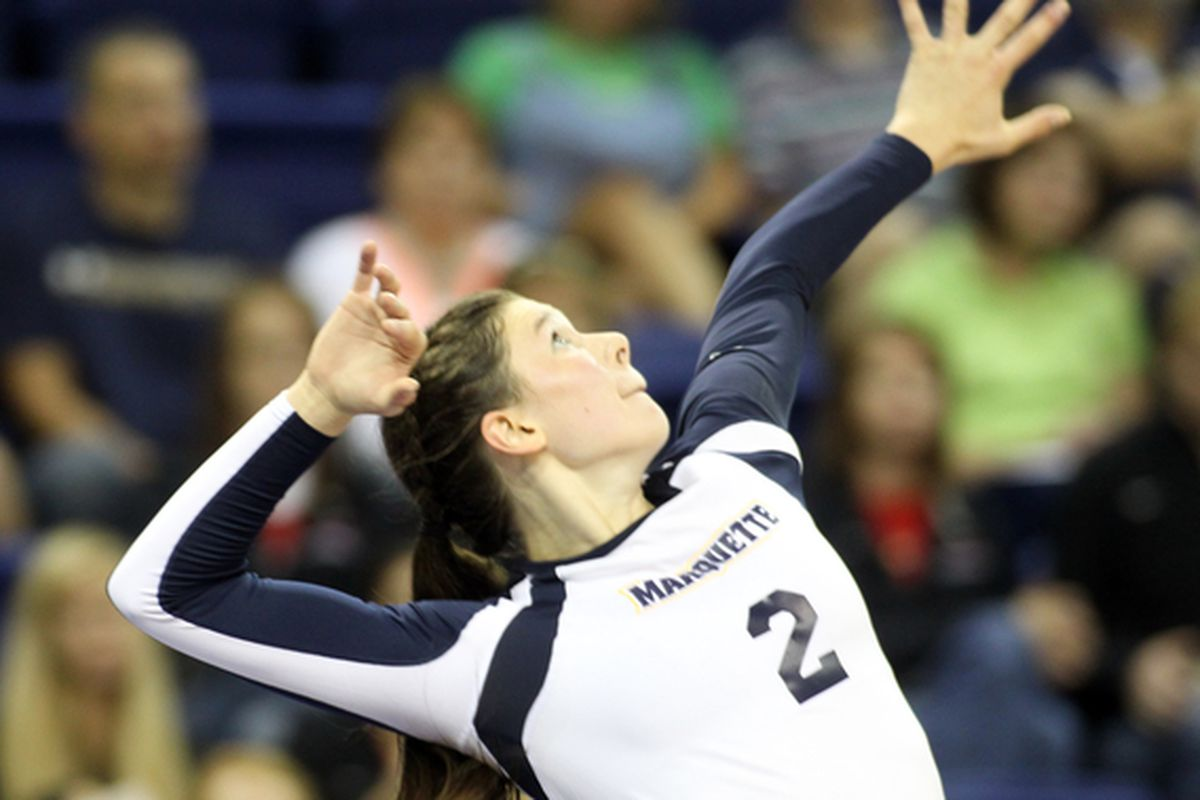 Autumn Bailey is the coaches' pick as the best player in the Big East heading into the 2014 season.