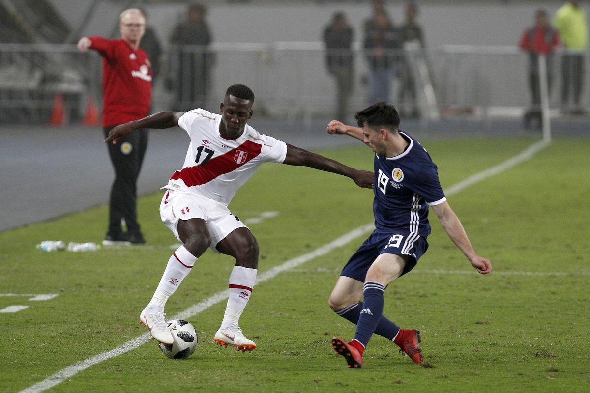 Peru v Scotland -International Friendly