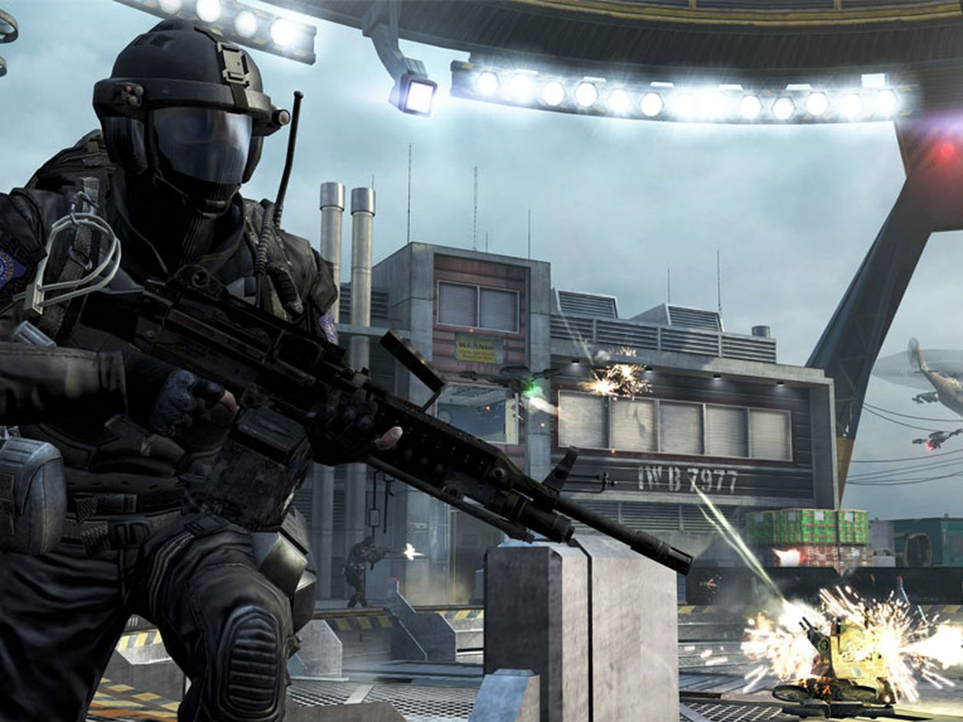 Call Of Duty Black Ops 2 First Ever Female Character Detailed