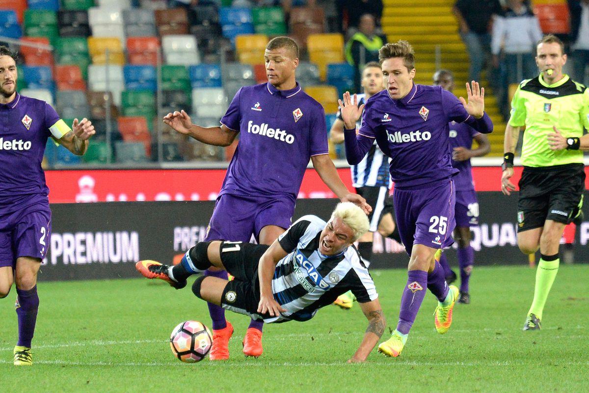 Freddy Church continued his progression in Udine.
