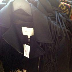 Balmain fringe jackets, <b>$574</b> (after additional discount)