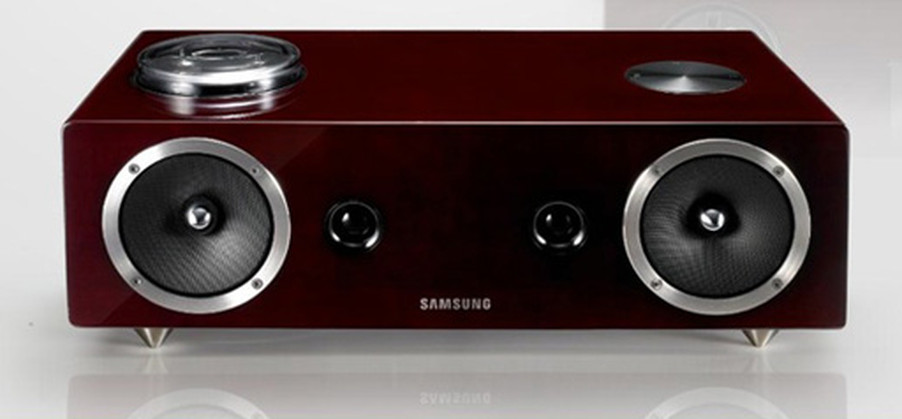 Vacuum Tube Monitor : Samsung brings back vacuum tubes in new audio docks and