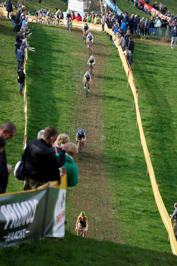 BP Ronse women's race
