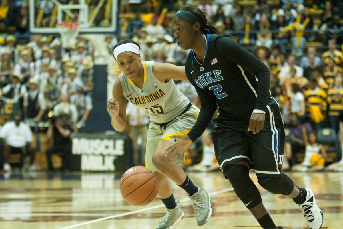 Alexis Jones had a poor shooting night against Cal, but still managed to be productive in a team-high 33 minutes.