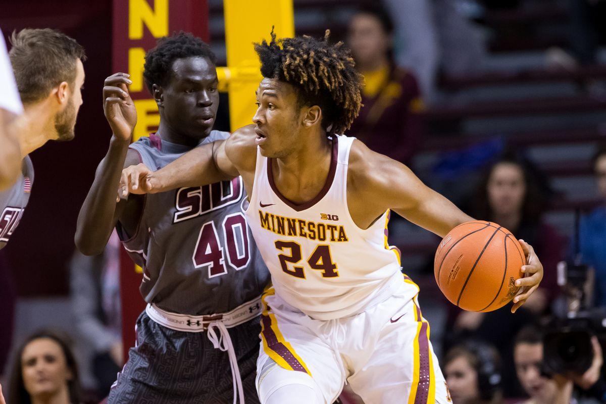 NCAA Basketball: Southern Illinois at Minnesota