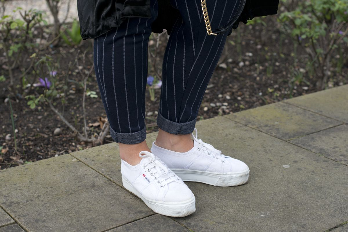new styles cbb29 df18b Superga's New 'Collab' with Target is the Same Sneakers, but ...