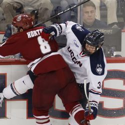 UMass Minutemen vs UConn Huskies