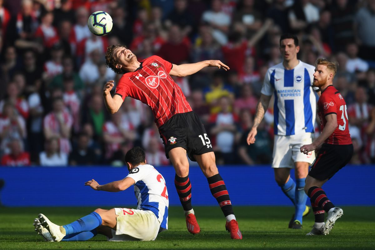 Southampton striker Sam Gallagher is reportedly up for sale with Leeds United interested in his summer transfer