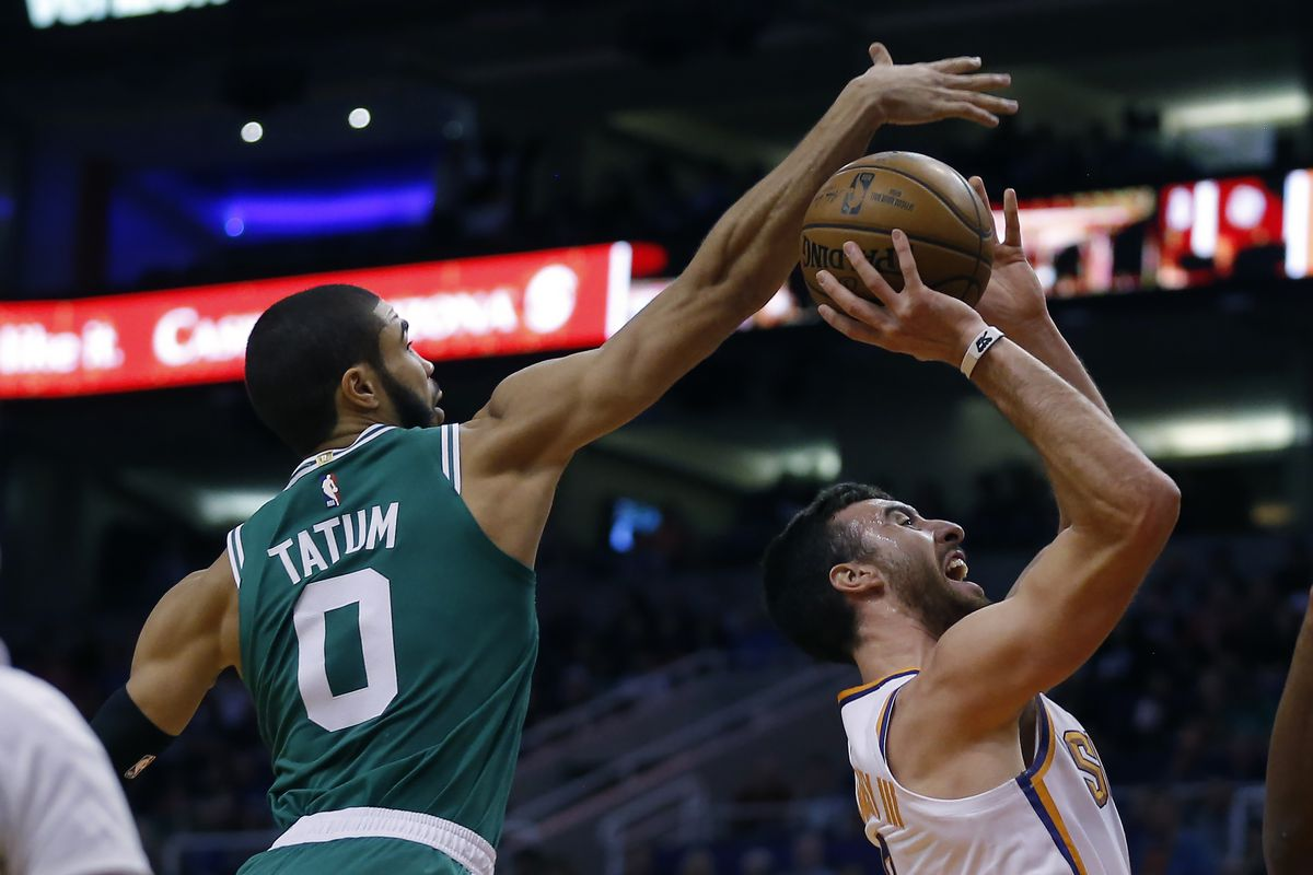 Boston blows out Phoenix to get back on track: 10 Takeaways from Celtics/Suns Tatum Wanamaker Brown Walker Th…