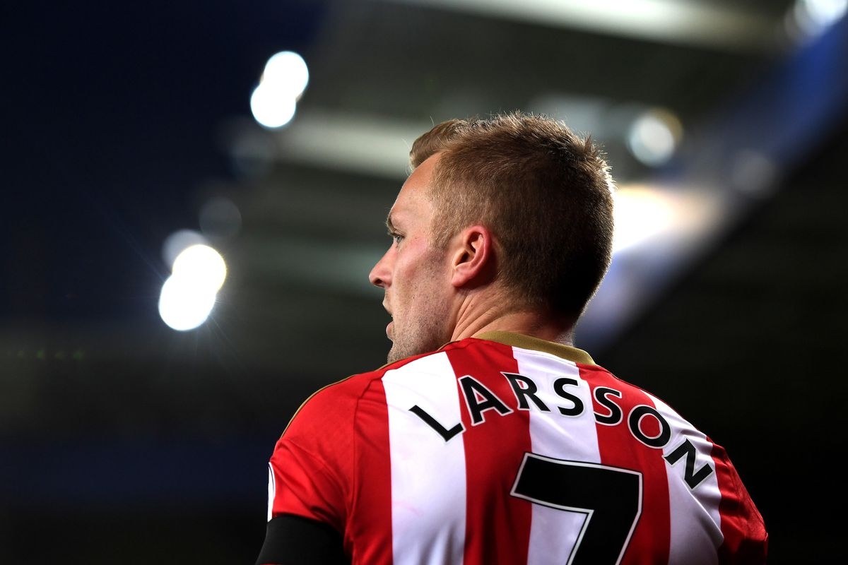 Hull City recruit former Sunderland midfielder Sebastian Larsson as free agent