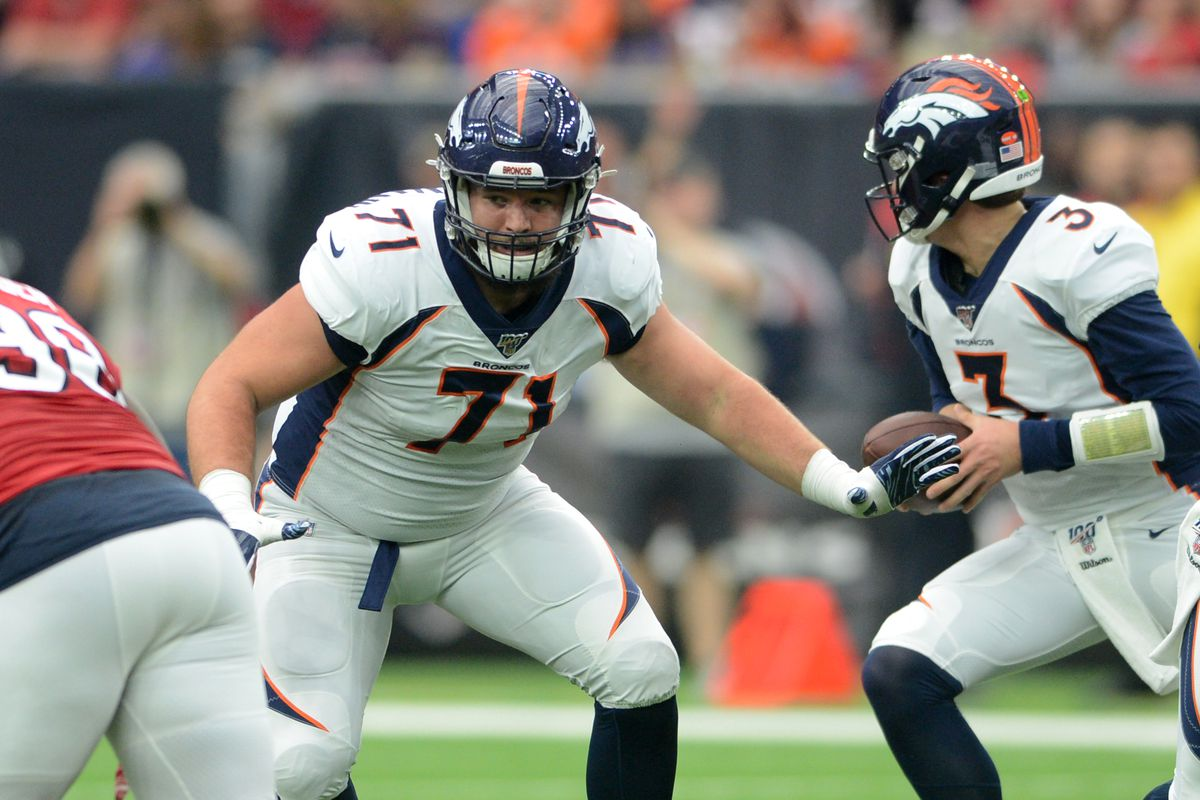 NFL: DEC 08 Broncos at Texans