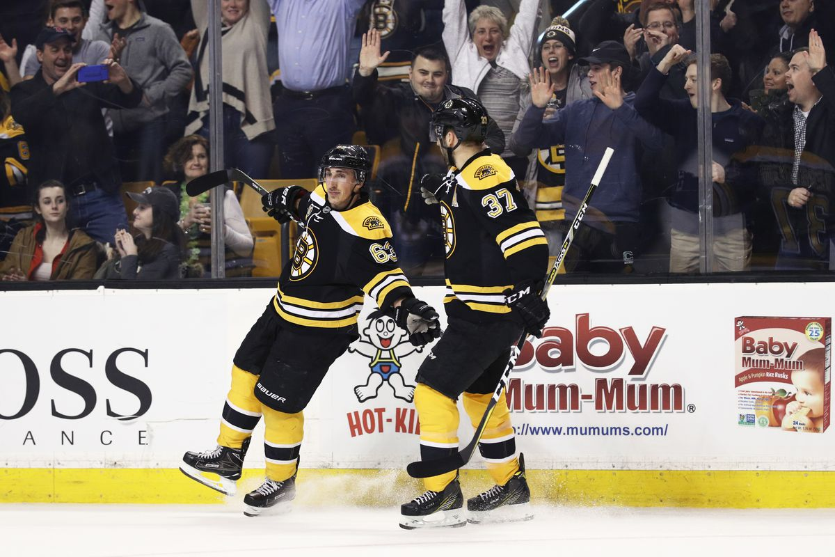 32175526466 Brad Marchand named NHL First Team All Star - Stanley Cup of Chowder