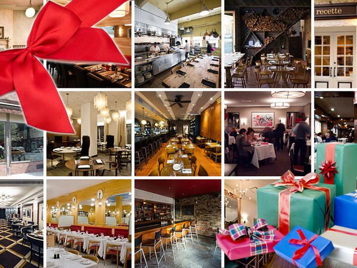 Where to Eat on Christmas Eve in New York City