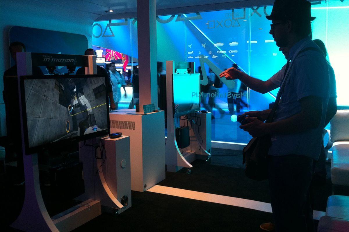 Portal 2 Move