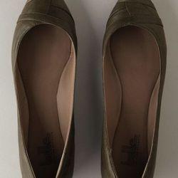 Belle by Sigerson Morrison Pointy Toe Flat, $220, La Garconne