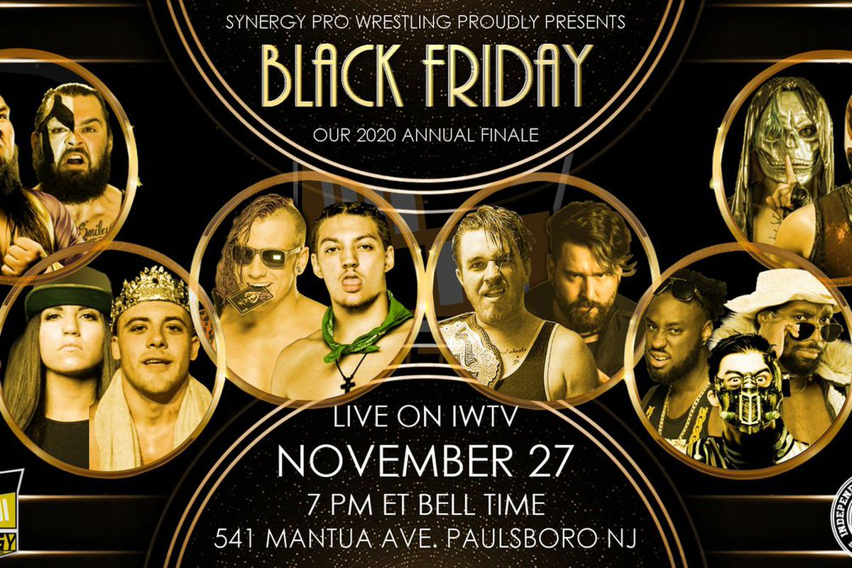 Poster for Synergy Pro Black Friday