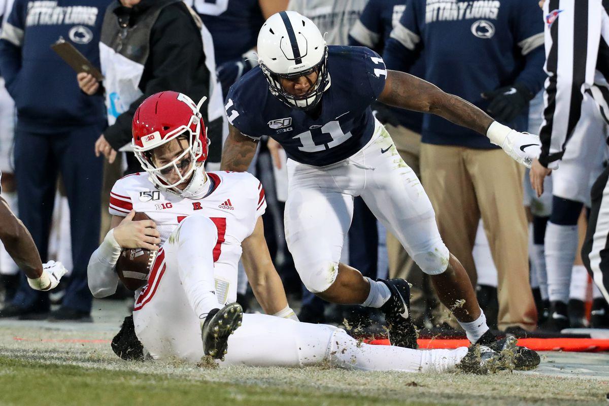 2020 Rutgers Football Preview Offensive Depth Chart Quarterbacks Off Tackle Empire