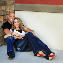 Shawn and Ashlee Birk in September 2011.