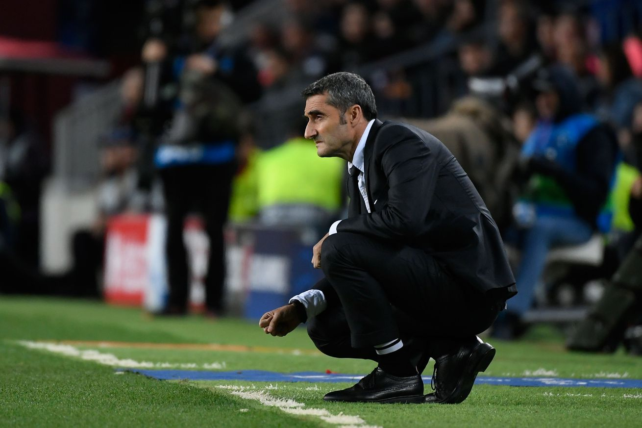 Barça 0-0 Slavia: Recap