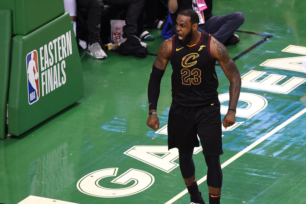 b7dcd267ac8 Is taking this awful Cavaliers team to the 2018 NBA Finals the greatest  feat of LeBron James  career