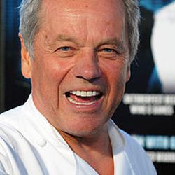 Ok, he's not the youngest chef around, but Wolfgang Puck has charisma - and he's also the name behind DC's The Source.