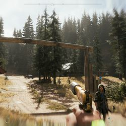 Far Cry 5 Sacred Skies Youth Camp silver bars