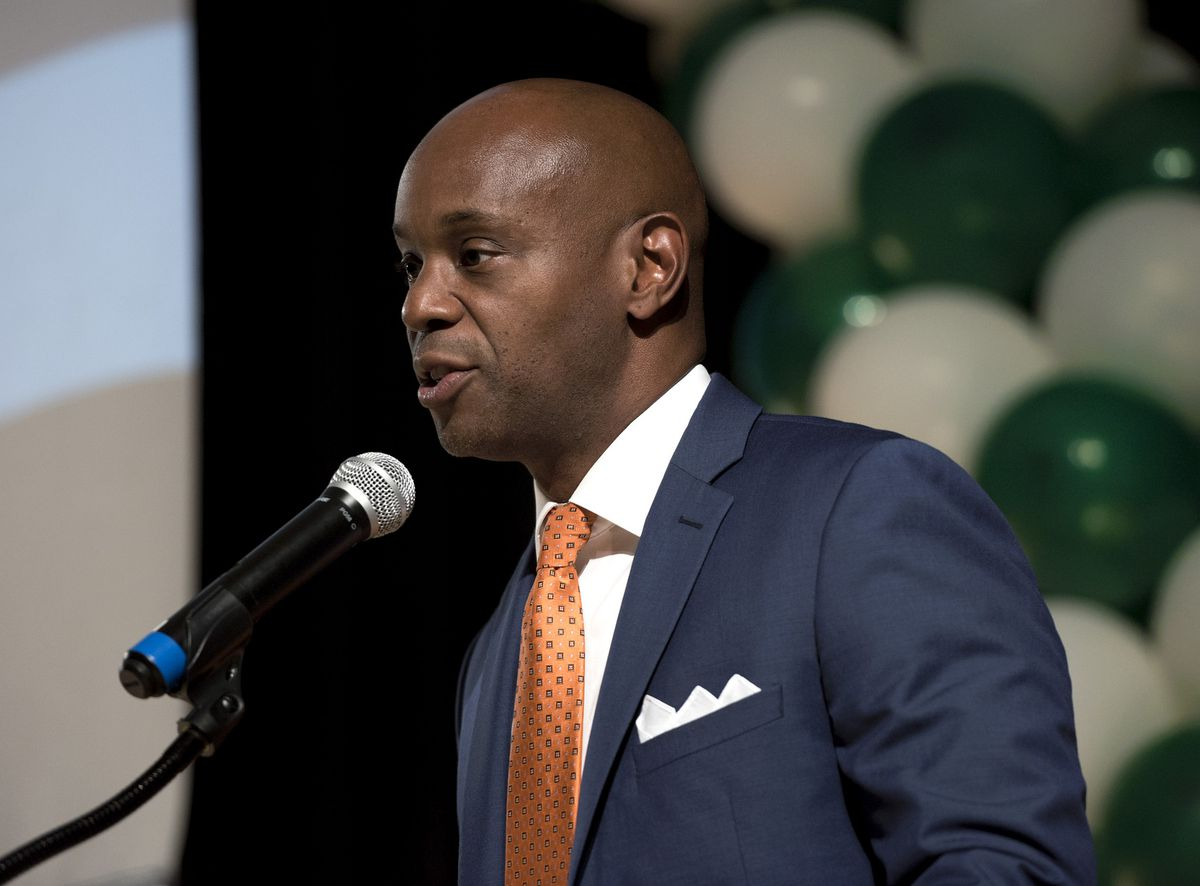 Dorsey Hopson is superintendent of Shelby County Schools, Tennessee's largest district.