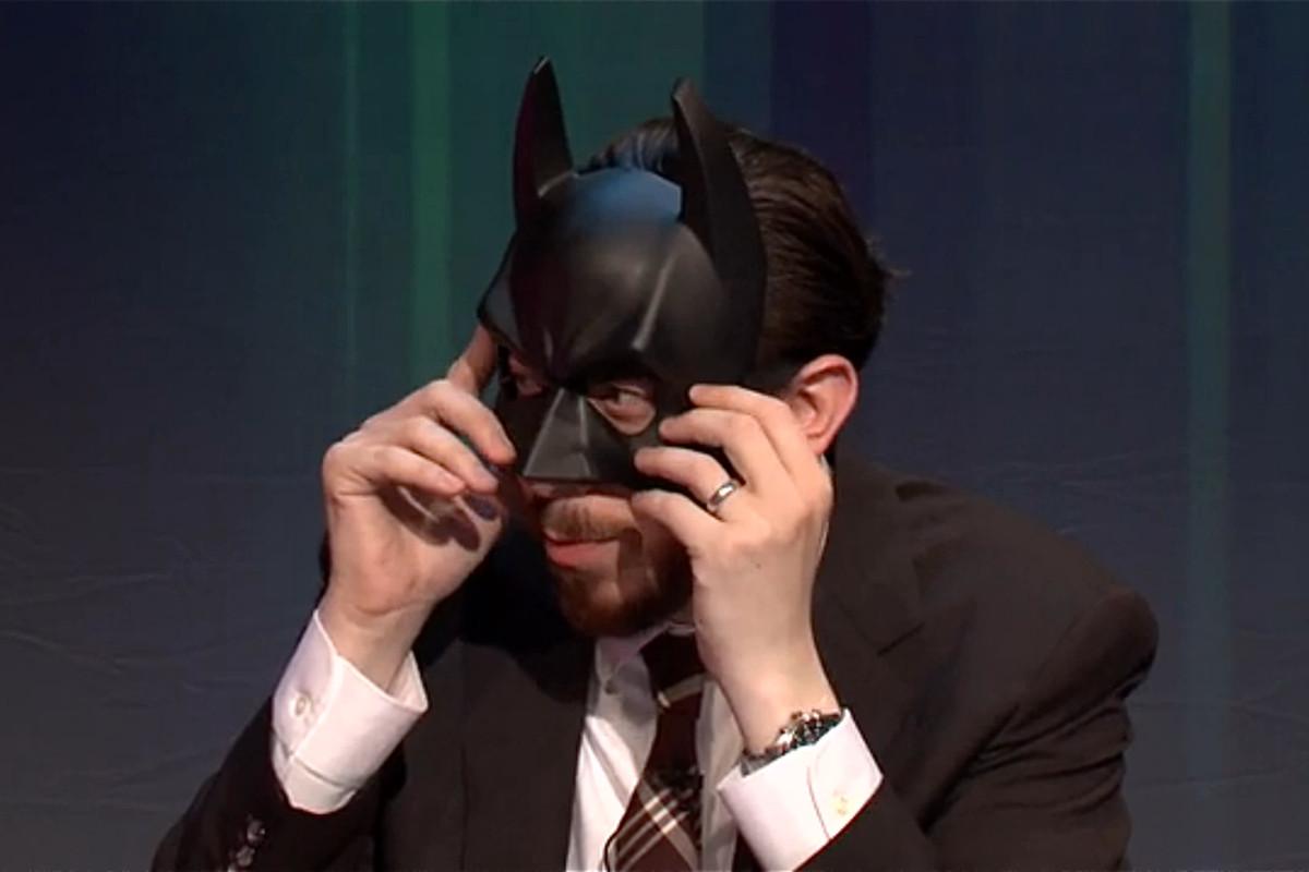 josh batman