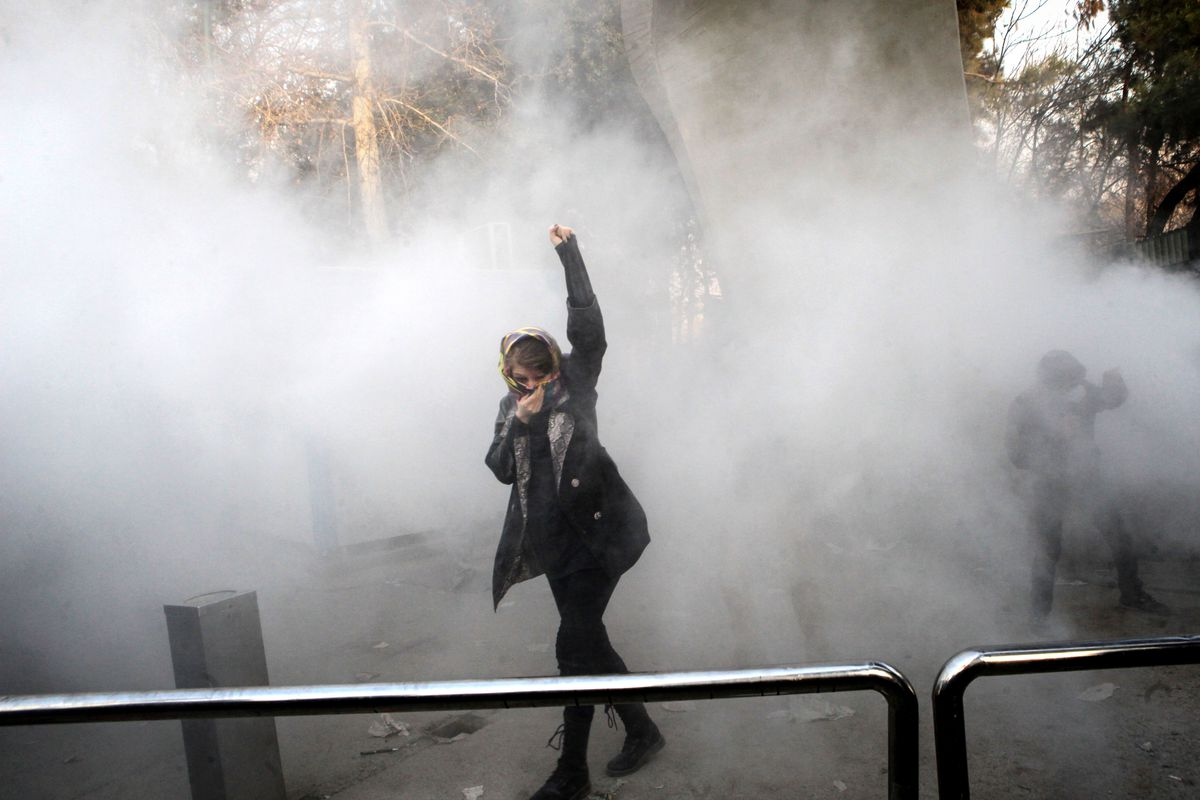 The massive new protests in Iran, explained