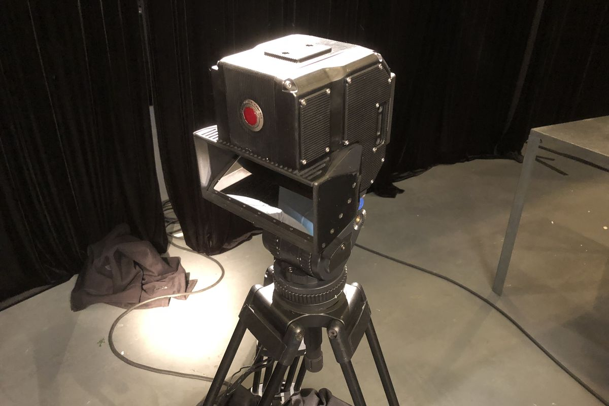 RED is partnering with Lucid to build an 8K 3D camera for