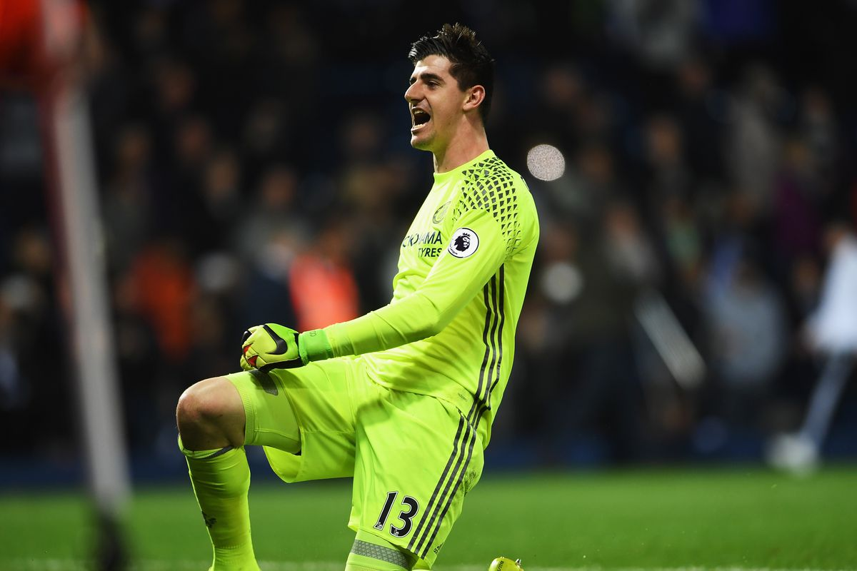 Keep Sell Loan Thibaut Courtois 2016 17 season in review We