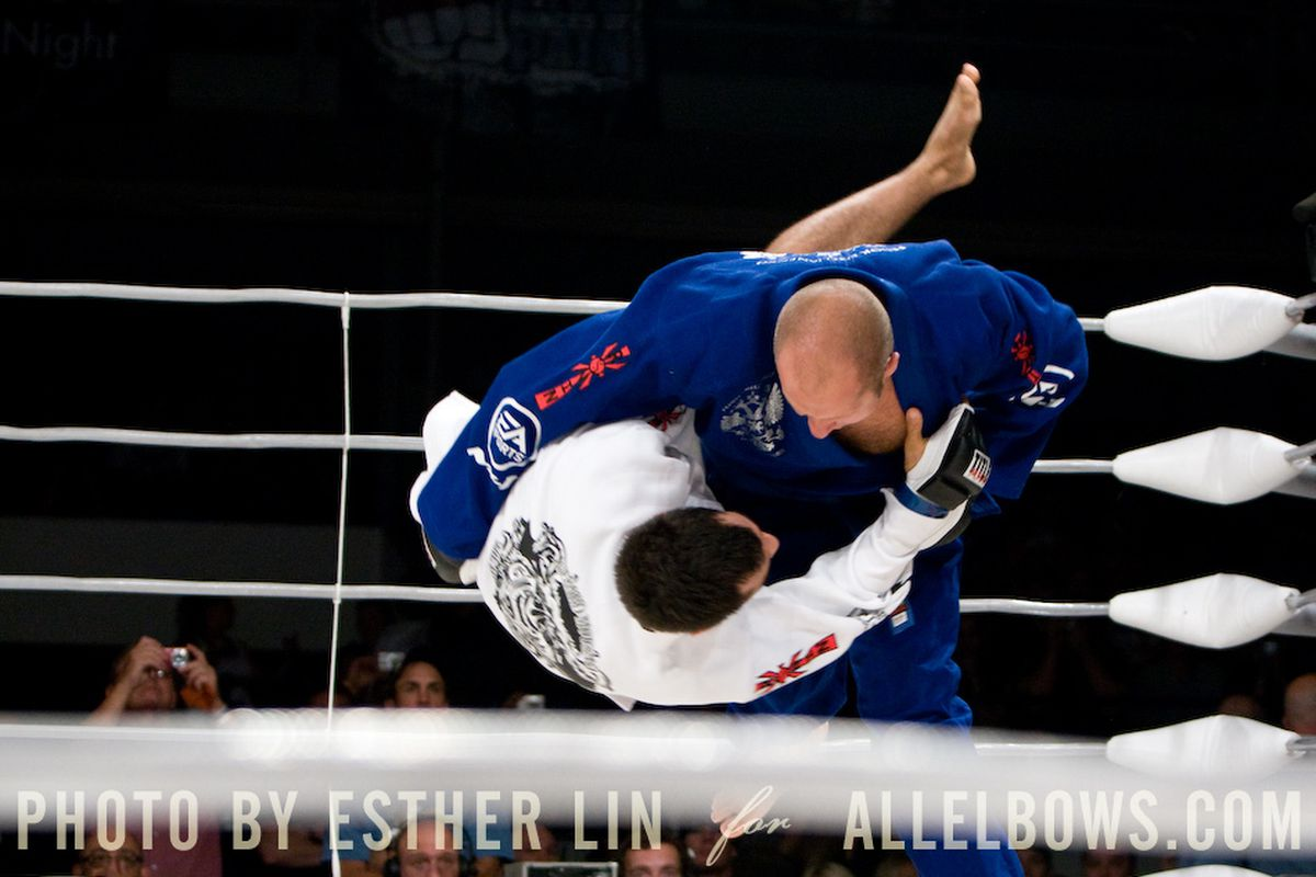 Judo Chop: Analyzing Fedor's Punch and Clutch - Bloody Elbow