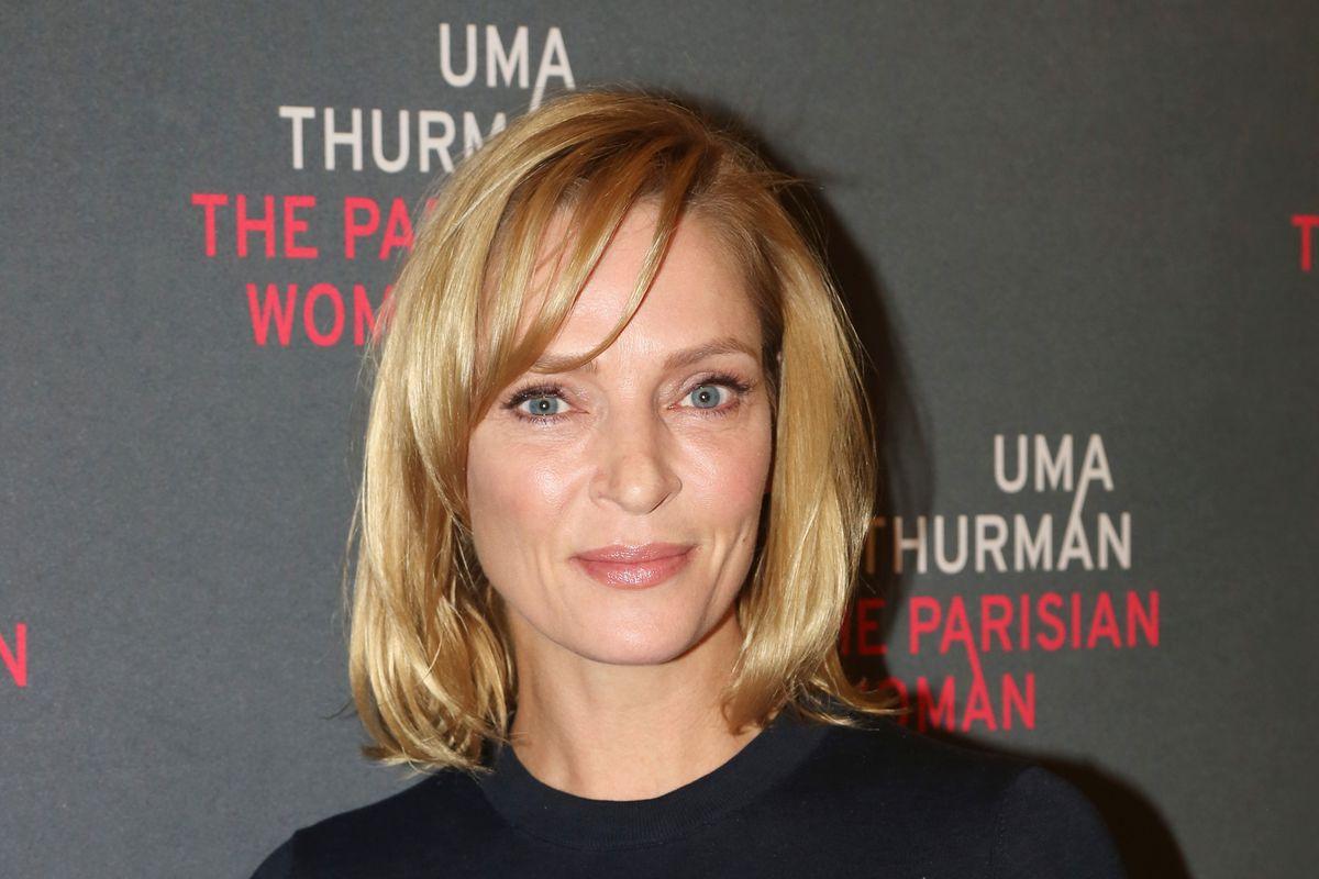 Uma Thurman One Of Tarantino's Four