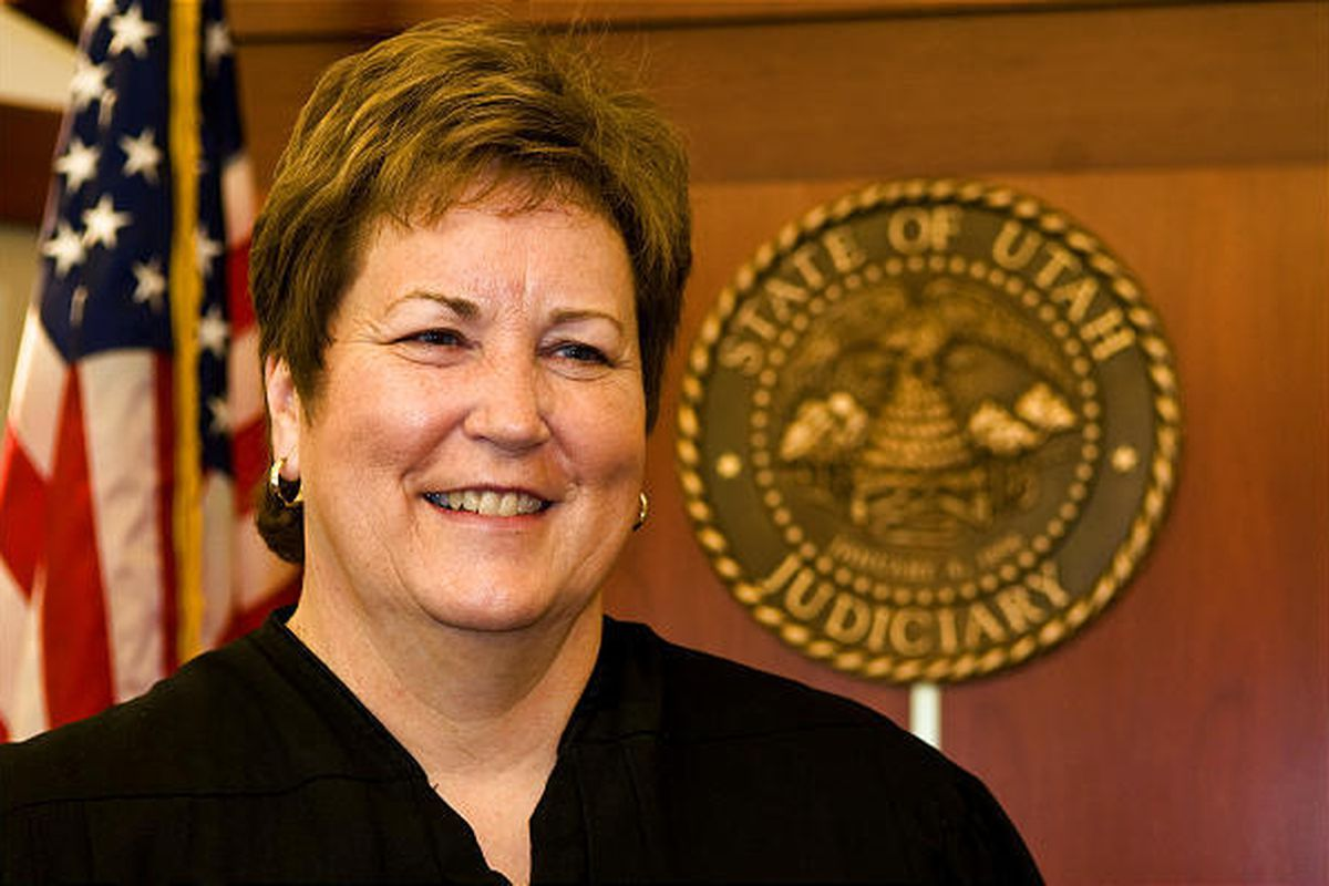 Sharon McCully has been a 3rd District Juvenile Court judge for the past 26 years. She is known for going out of her way to help keep families together whenever it is possible.