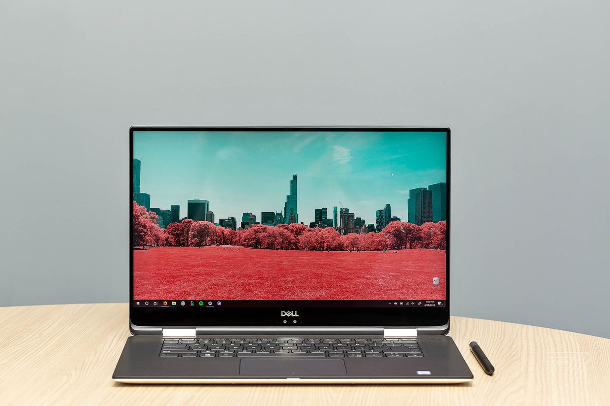 pc sales are growing for the first time in six years the verge